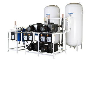 Medical Vacuum Plant v02-01