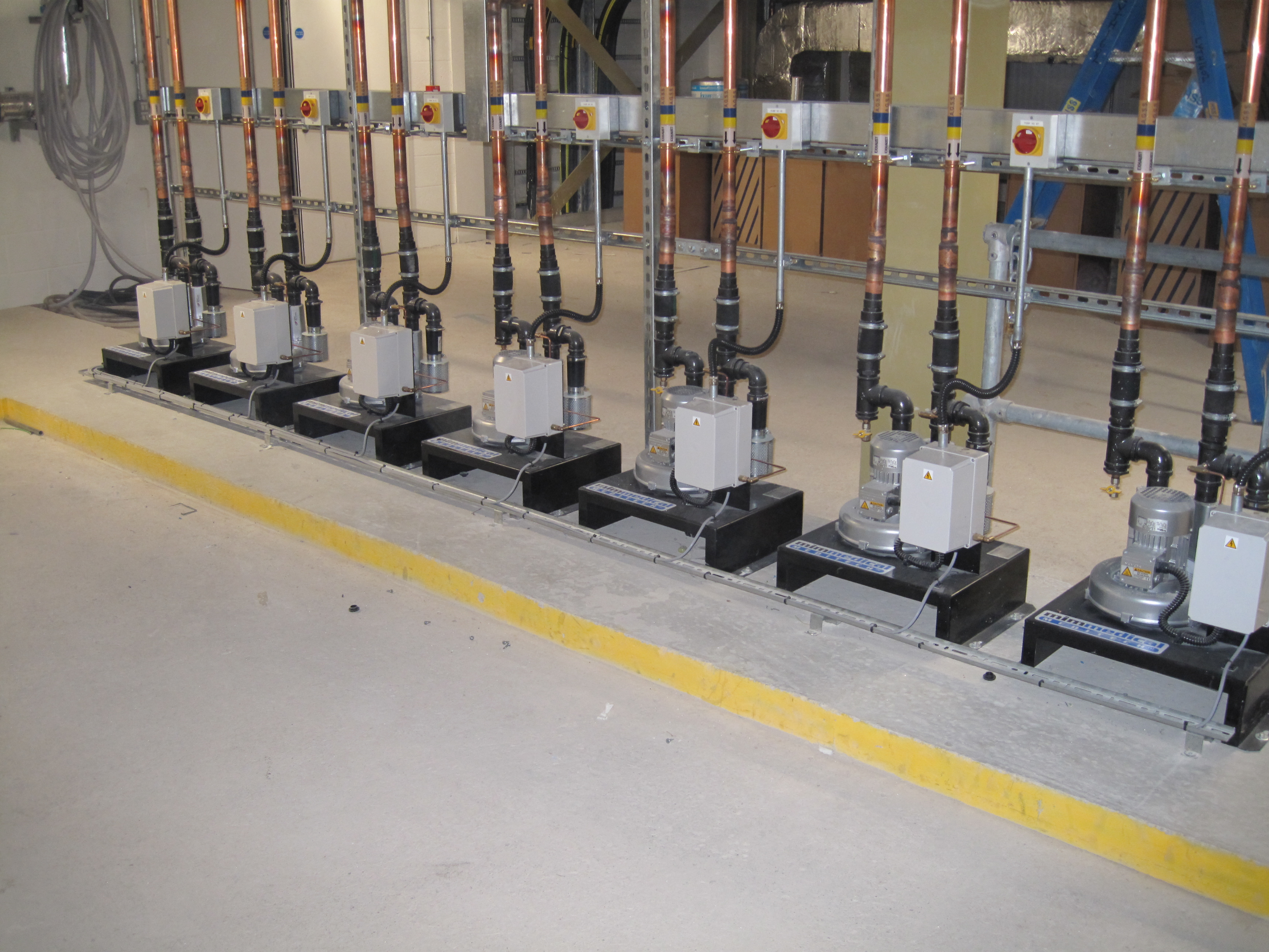Simplex Agss Plants Installed Mim Medical